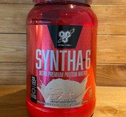 BSN Syntha-6 Protein Powder Vanilla or Chocolate Milkshake