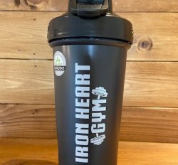 Iron Heart Shaker Cup