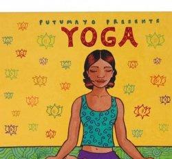 Putamayo Yoga CD