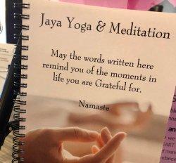 Jaya Notebook
