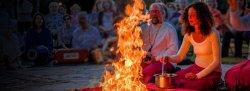 Understanding the Art of Fire Puja: Home/Indoor Practice