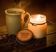 Coffee and Candles