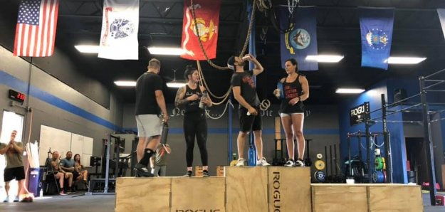 CrossFit Box in Kennewick, WA