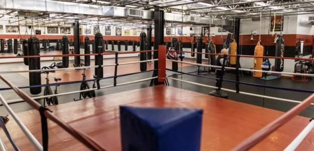 Boxing Gym in Calgary, AB