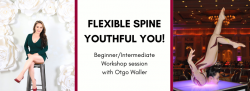 Flexible Spine, Youthful You! with Otgo Waller