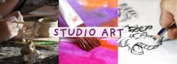 Studio Art (In Studio Ages 7-11)