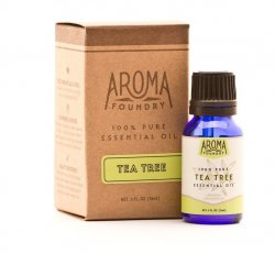 Aroma Foundry Tea Tree Essential Oil