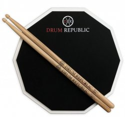 Drum Pad and Sticks