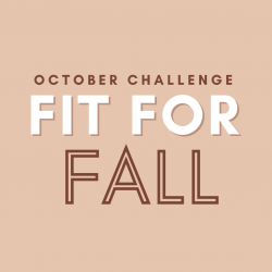 FIT FOR FALL 12-PASS CHALLENGE