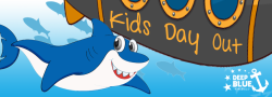 Shark Fest - Kid's Day Out