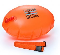 Swim Secure Tow Float Classic - Orange