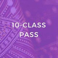 Ten Class Pass