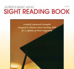 Alfred's Adult Sight Reading Book - Lvl.1