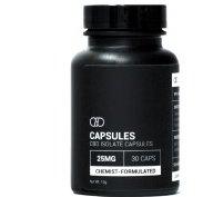 25MG Isolate Capsules