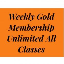 Weekly Gold Membership