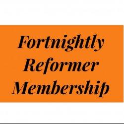 Fortnightly Silver Reformer Membership