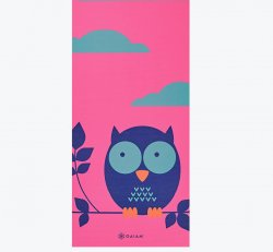 Kids Owl Yoga Mat (4mm)