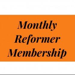 Silver Reformer Membership