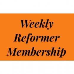 Weekly Silver Reformer Membership