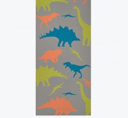 Kids Dino Zone Yoga Mat (4mm)