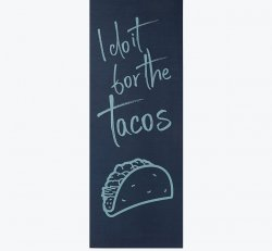 For the Tacos Yoga Mat (Classic 4mm)