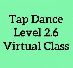 Tap Level 2.6: Standard Time Steps