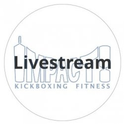 KickBoxFit Live Monthly No Contract