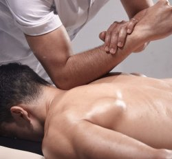 ADD-ON:  Deep Tissue Massage