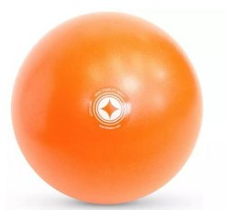 "Stability ball 12"" - (small Orange ball)"