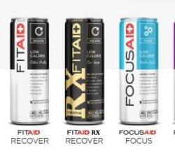 LifeAid Drinks - FitAid, Focus Aid, Etc.