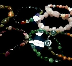 Gemstone Bracelet $20 by Deb