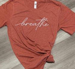 Breathe Tshirt