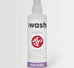 Manduka Mat Wash Spray 8oz - Lavender - For All Mats