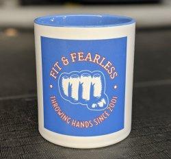 BLACK FRIDAY SALE Mug (Throwing Hands)