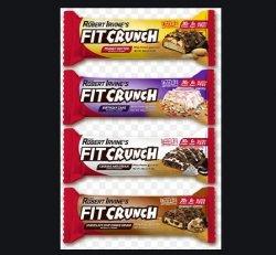 FIT Crunch Whey Protein Bar