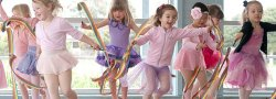 Creative Movements 3-5 yr olds - Session 1