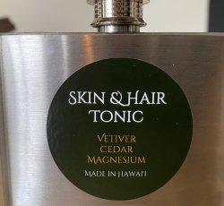 Skin & Hair Tonic