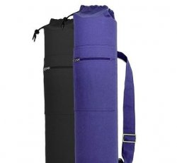 Yoga Mat Bag- Purple