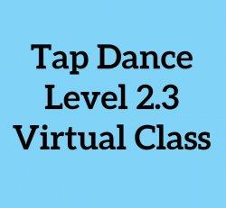 Tap Level 2.3: Waltz Clogs
