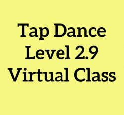 Tap Level 2.9: Rudiments
