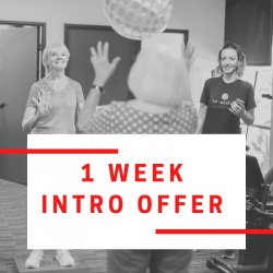 1 week Intro Offer