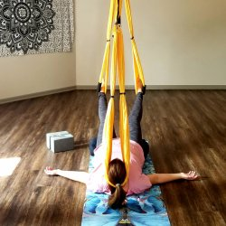 4 class pass Yoga Trapeze