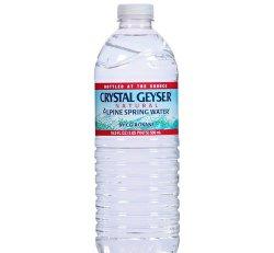 WATER - 16.9 oz