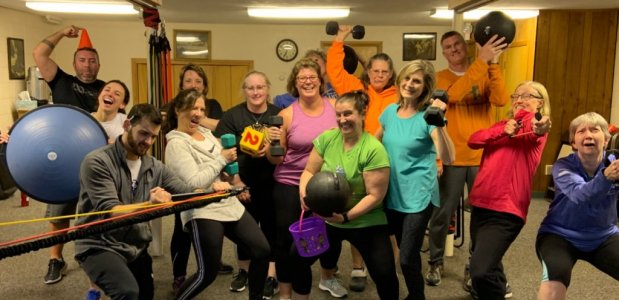 Fitness Studio in Germantown, WI