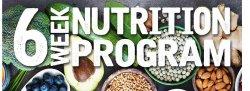 6 Week Nutrition Program with Amanda
