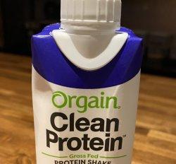 Orgain Clean Protein (Chocolate Fudge)