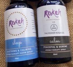 Revkah Aromatherapy Sprays