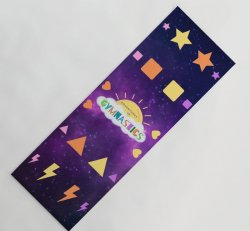 Mission Mat for Adventures in Gymnastics