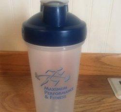 MPF Blender Bottle