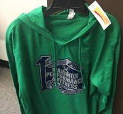 MPF - 10 year sweatshirt